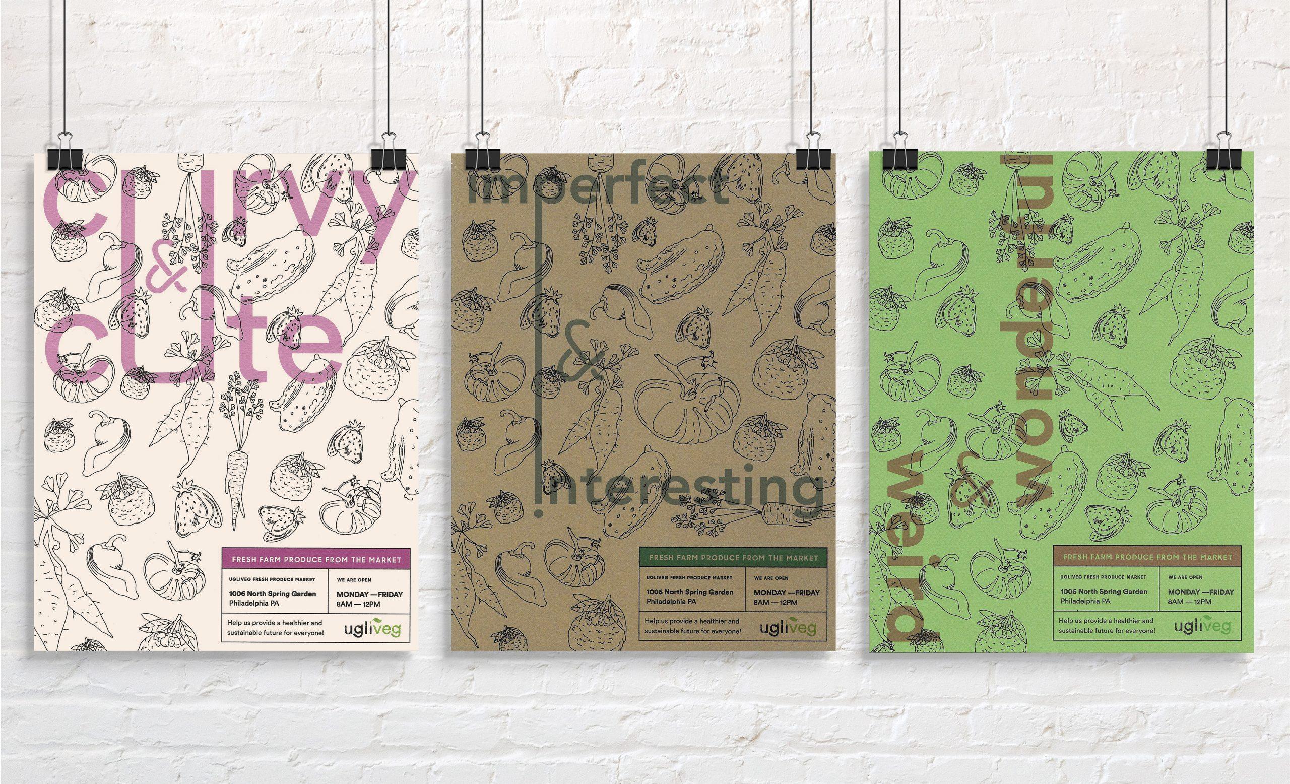 UGLIveg-Posters